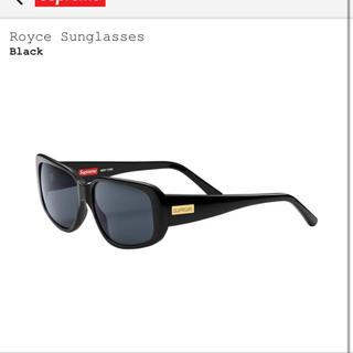 シュプリーム(Supreme)の2020ss supreme royce sunglasses black(サングラス/メガネ)