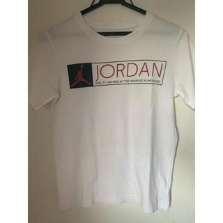ナイキ(NIKE)のJORDAN Tシャツ(Tシャツ/カットソー(半袖/袖なし))
