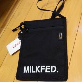 ミルクフェド(MILKFED.)のミルクフェドミニバッグ(ショルダーバッグ)