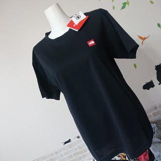 THE NORTH FACE - THE NORTH FACE 新品 メンズ S スクエアロゴ Tシャツ ブラック