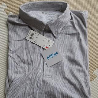 ユニクロ(UNIQLO)の半袖 ユニクロ エアリズム ポロシャツ(ポロシャツ)