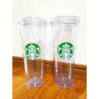 スターバックスコーヒー(Starbucks Coffee)の未使用 海外限定品 (ハワイで購入) スターバックス タンブラー ペア(タンブラー)