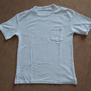 ジーユー(GU)のGU  白Tシャツ(Tシャツ/カットソー(半袖/袖なし))