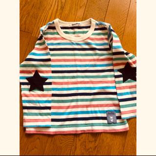 ファミリア(familiar)のファミリア Tシャツカットソー 100 ファミちゃん(Tシャツ/カットソー)