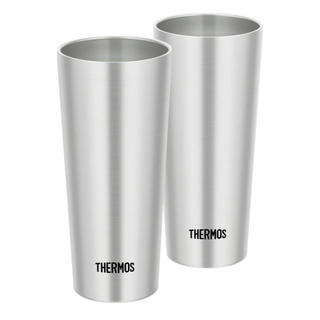 サーモス(THERMOS)のサーモス 真空断熱タンブラー 2個セット(タンブラー)