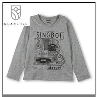 ブランシェス(Branshes)のブランシェス  ロンT(Tシャツ/カットソー)