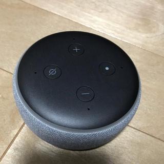 エコー(ECHO)のtaka8155様専用超美品Amazon Echo Dot 第3世代 チャコール(スピーカー)