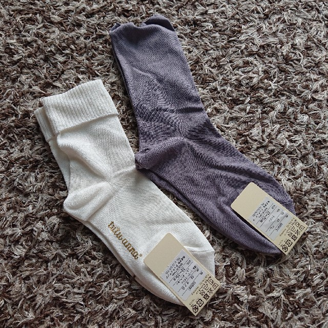 tutuanna(チュチュアンナ)のチュチュアンナ 靴下 レディース ソックス 2足セット レディースのレッグウェア(ソックス)の商品写真