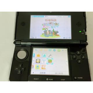 ニンテンドー3DS - 3DS本体+三つの里の大切な友達