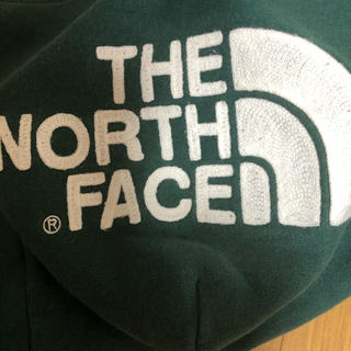 THE NORTH FACE - THE NORTH FACE フルジップパーカー
