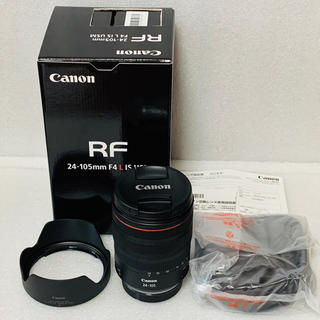 Canon - キヤノン RF24-105mm F4L IS USM 極上品