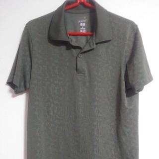 ユニクロ(UNIQLO)のドライEXポロシャツ(ポロシャツ)