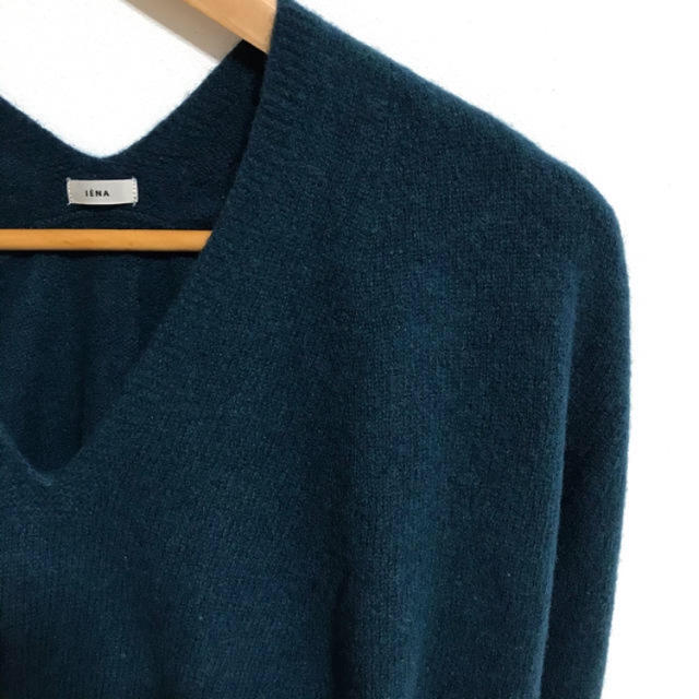 IENA(イエナ)のIENA イエナ ニット  レディースのトップス(ニット/セーター)の商品写真