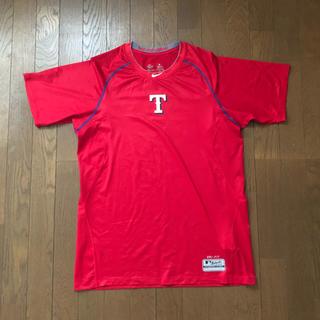 ナイキ(NIKE)のNIKE ベースボールシャツ(シャツ)