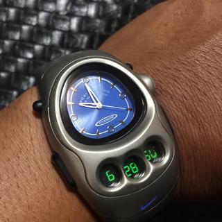 ナイキ(NIKE)のナイキ 500限定 フルチタンニューム (腕時計(デジタル))