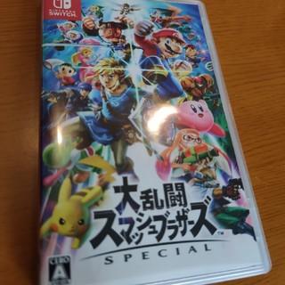 ニンテンドースイッチ(Nintendo Switch)のSwitch 大乱闘スマッシュブラザーズ スマブラ(家庭用ゲームソフト)
