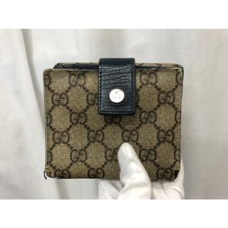 グッチ(Gucci)のGUCCI グッチ Wホック 折財布(折り財布)
