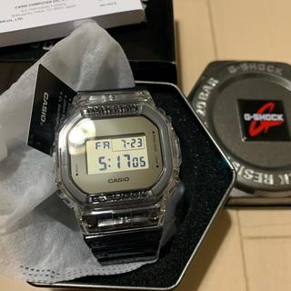 値下交渉可 G-SHOCK スケルトン dw 6900 レア 限定 海外モデル(腕時計(デジタル))