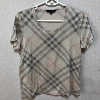 バーバリー(BURBERRY)のBURBERRY  半袖シャツ(Tシャツ(半袖/袖なし))