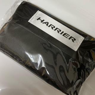 トヨタ(トヨタ)の新品 未開封 HARRIER ハリアー エコバッグ 非売品(エコバッグ)