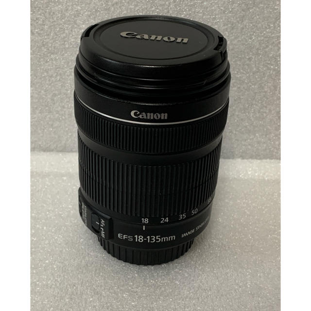 Canon(キヤノン)のキヤノン EF-S 18-135 IS STM 極美品 スマホ/家電/カメラのカメラ(レンズ(ズーム))の商品写真