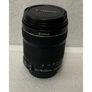 Canon - キヤノン EF-S 18-135 IS STM 極美品