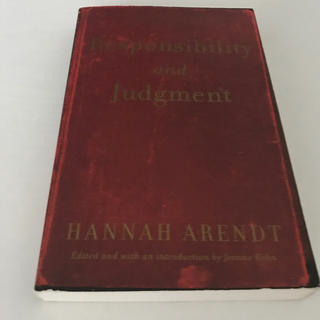 Responsibility and Judgment(洋書)