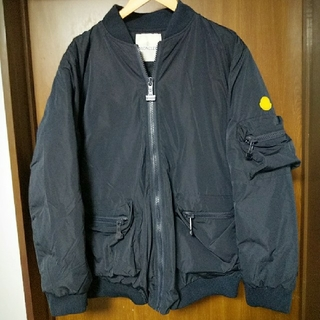MONCLER - MONCLER モンクレールナイロン中綿ジャケット