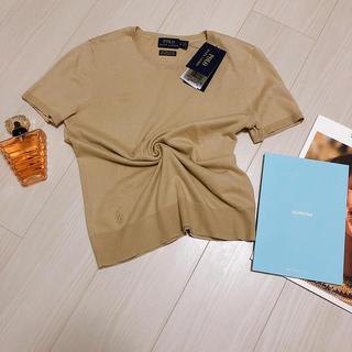 ラルフローレン(Ralph Lauren)の【Ralph Lauren】コットンニット(Tシャツ(半袖/袖なし))