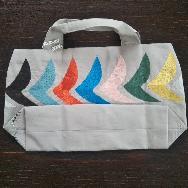 mina perhonen(ミナペルホネン)のbird パニーニバッグ(小)復刻版 レディースのバッグ(トートバッグ)の商品写真
