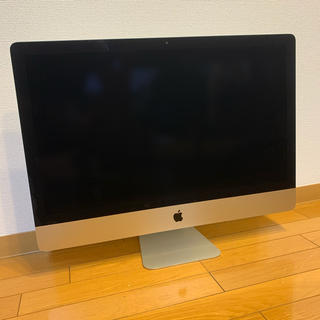 Mac (Apple) - 【週末限定10000円値引中】iMac (27-inch, Late 2012)