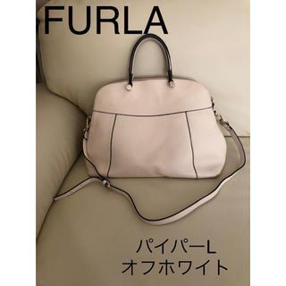 Furla - FURLA フルラ  パイパーL オフホワイト