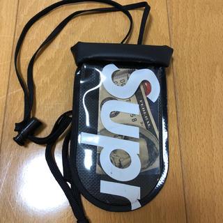 シュプリーム(Supreme)のSupreme SealLine See Pouch Small black(コインケース/小銭入れ)