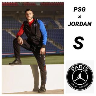 NIKE - PSG NIKE JORDAN パーカー セットアップ Sサイズ
