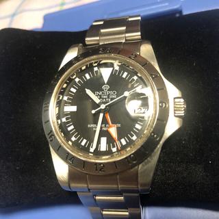 ロレックス(ROLEX)のINCIPIO9 エクスプローラー2 メンズ腕時計 メンズウォッチ(腕時計(アナログ))