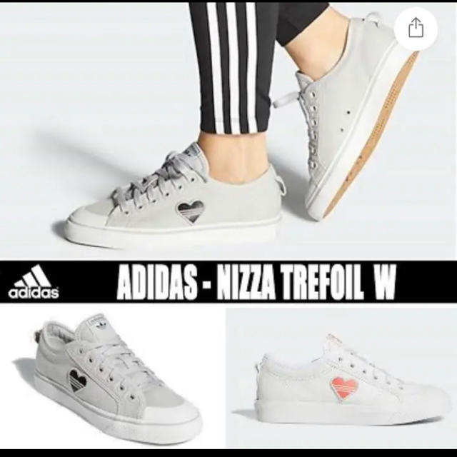 adidas(アディダス)の新品‼︎アディダス ❤︎スニーカー  レディースの靴/シューズ(スニーカー)の商品写真