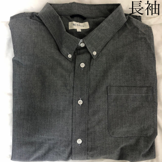 ニッセン(ニッセン)のグレーのシャツ(シャツ)