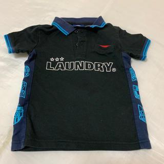 LAUNDRY - LAUNDRY ポロシャツ
