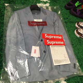シュプリーム(Supreme)のSupreme Wool Suit Slate 20ss S (セットアップ)