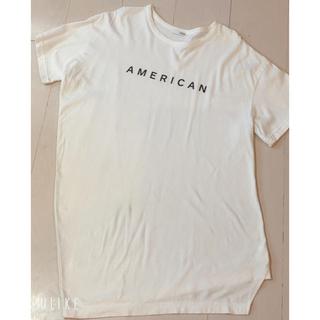 ジェイダ(GYDA)のGYDA アシメ半袖Tシャツ(Tシャツ(半袖/袖なし))