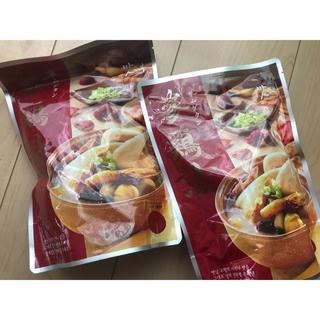 カルディ(KALDI)のカルディ  参鶏湯  2パック  サムゲタン (インスタント食品)