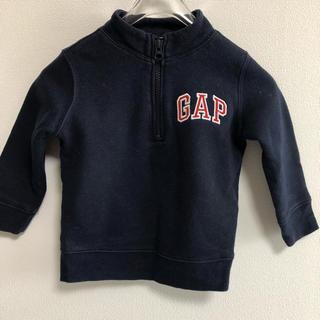 ベビーギャップ(babyGAP)のベビーギャップ  ロゴトレーナー(Tシャツ/カットソー)