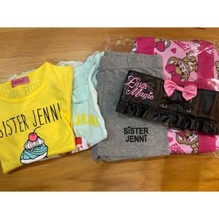 ジェニィ(JENNI)のsister Jenny ティシャツ インパンセット(Tシャツ/カットソー)