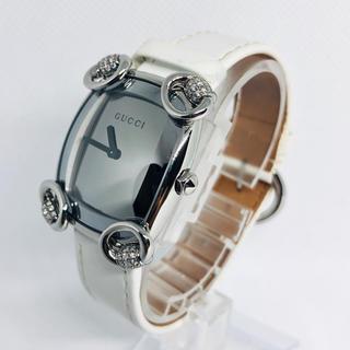 グッチ(Gucci)の美品 グッチ GUCCI  ホースビットカクテル レディース腕時計(腕時計)