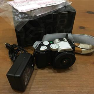 ペンタックス(PENTAX)の専用 PENTAX K−01 レンズキット BLACK X BLACK 美品(デジタル一眼)