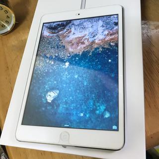 iPad - 美品 iPad  mini1 32GB  WiFiモデルiOS8アイパッド ミニ