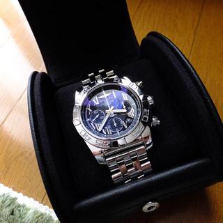 ブライトリング(BREITLING)のブライトリング クロノマット44  ローマン(腕時計(アナログ))