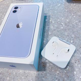 iPhone - 新品 iPhone 11 イヤホン 純正品 iPhone11 イヤホン 正規品
