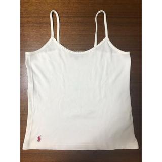 ラルフローレン(Ralph Lauren)の美品 RALPH LAUREN ラルフローレン Tシャツ キャミソール(Tシャツ(半袖/袖なし))