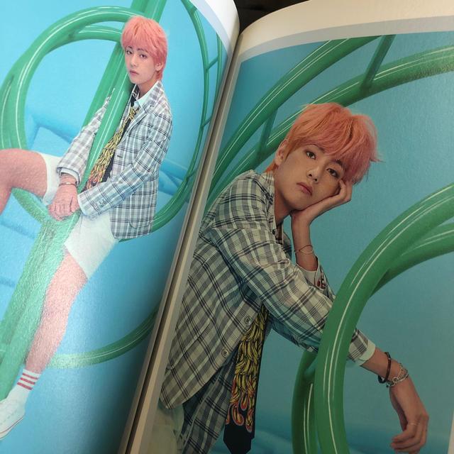 防弾少年団(BTS)(ボウダンショウネンダン)のbts Loveyourself 結 4形態 エンタメ/ホビーのCD(K-POP/アジア)の商品写真